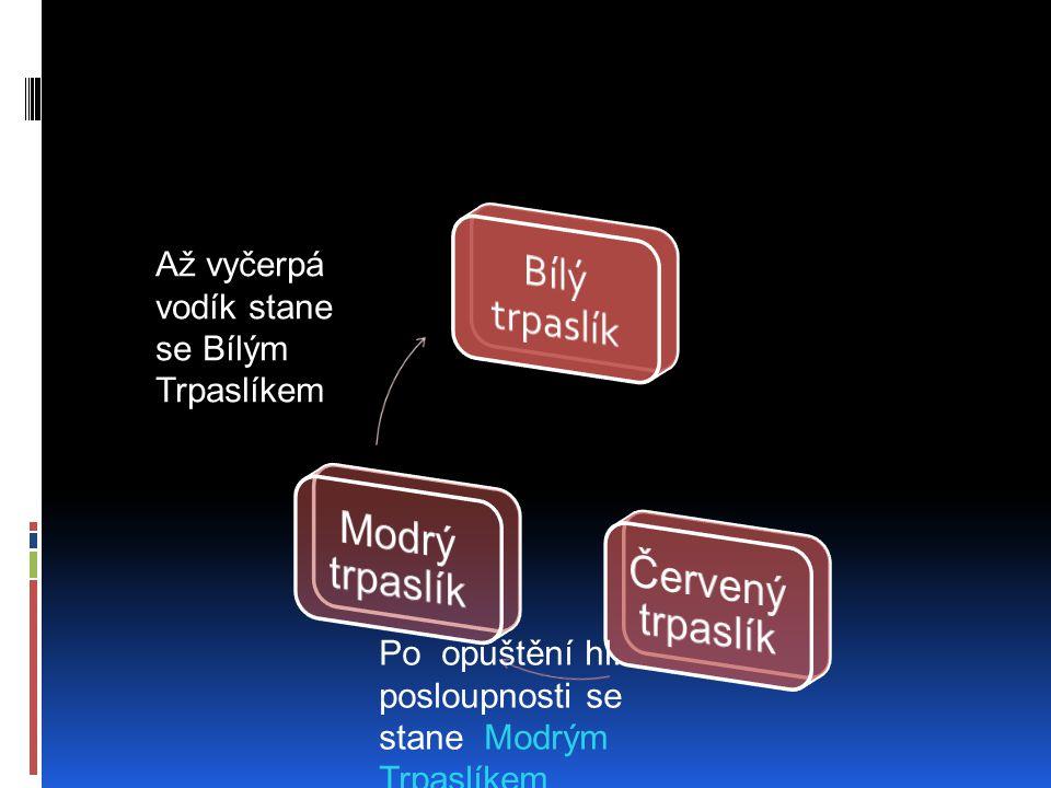Po opuštění hl. posloupnosti se stane Modrým Trpaslíkem Až vyčerpá vodík stane se Bílým Trpaslíkem