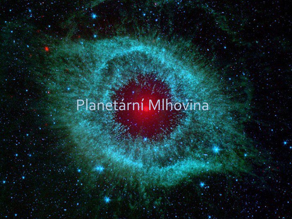 Planetární Mlhovina