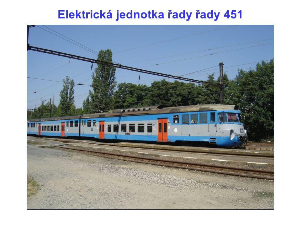 Elektrická jednotka řady řady 451