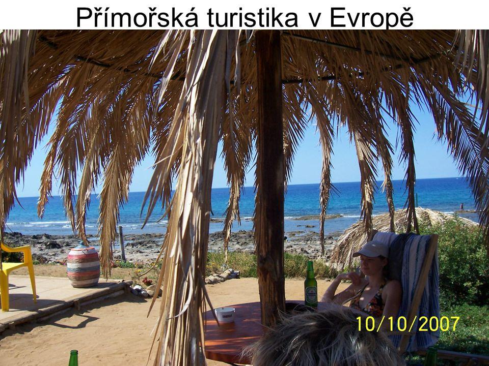 Přímořská turistika v Evropě