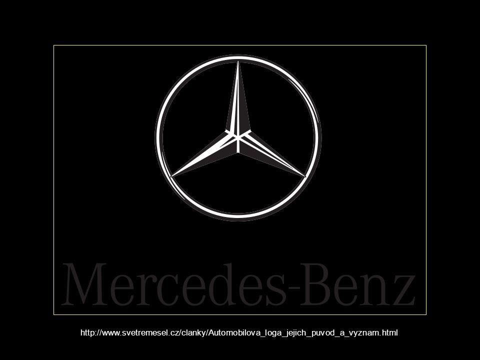 http://www.svetremesel.cz/clanky/Automobilova_loga_jejich_puvod_a_vyznam.html