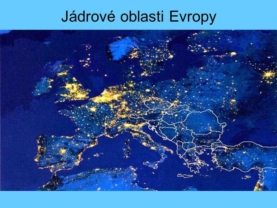 Jádrové oblasti Evropy