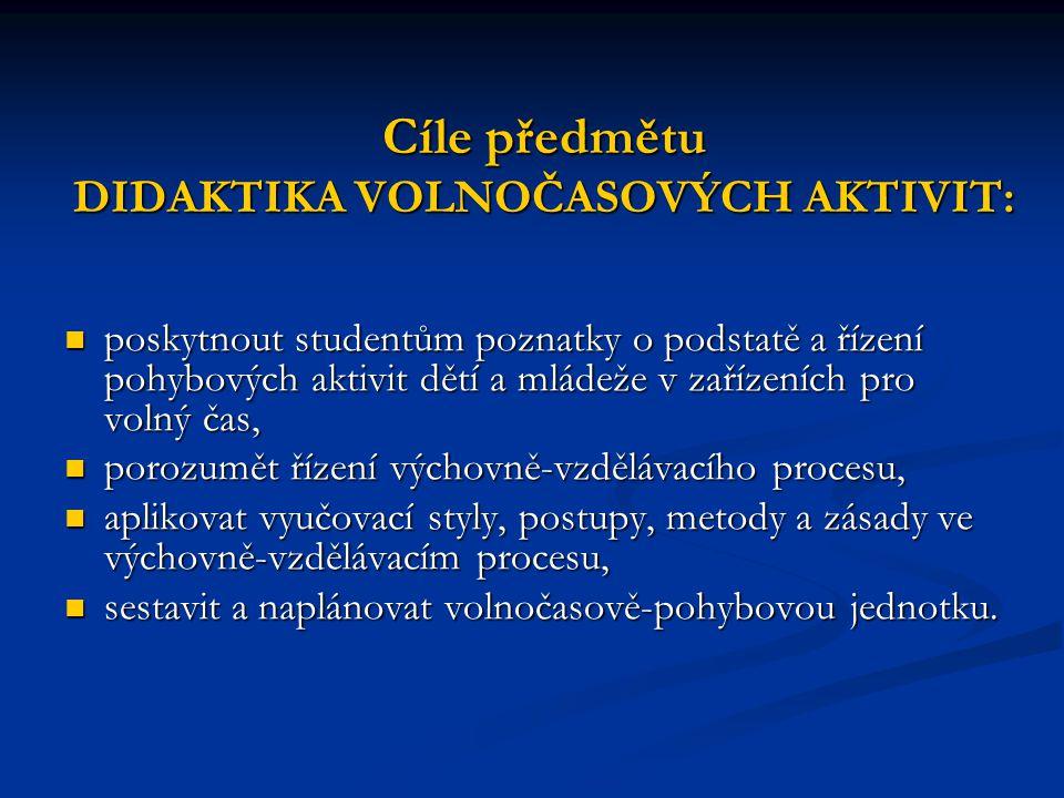 Náplň seminářů: 1.Teoretická část ( prezentace na zadané téma ) ( prezentace na zadané téma ) 2.