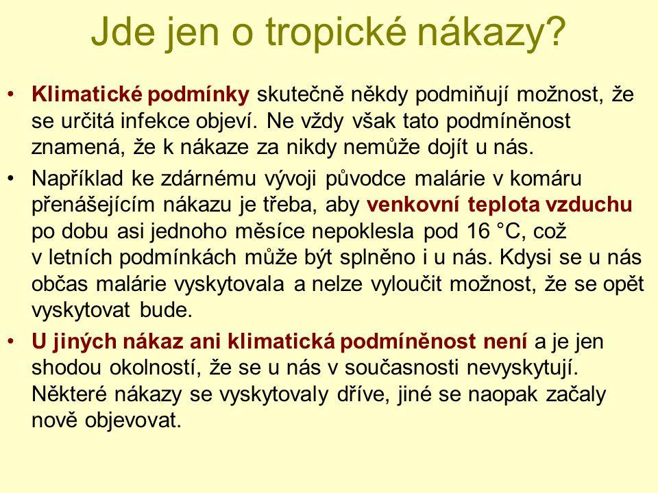 """Malarická plasmodia Existují čtyři malarická plasmodia: –Nejhorší průběh má """"tropika neboli """"maligní terciána , působená P."""