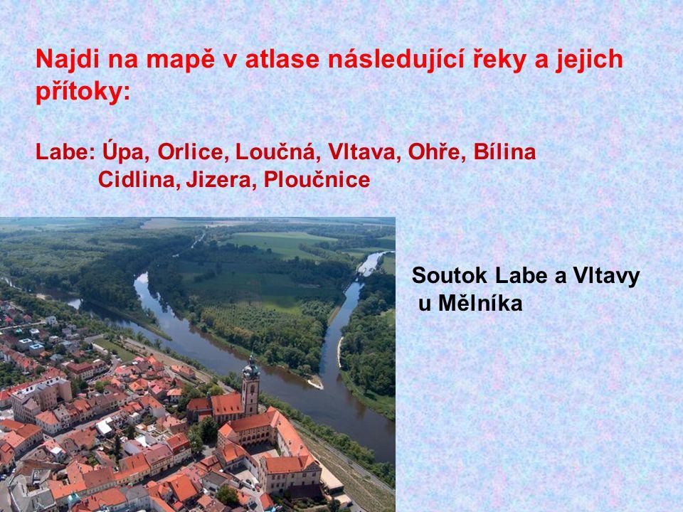 Řeky Hlavní evropské rozvodí: úmoří Severního moře úmoří Baltského moře úmoří Černého moře