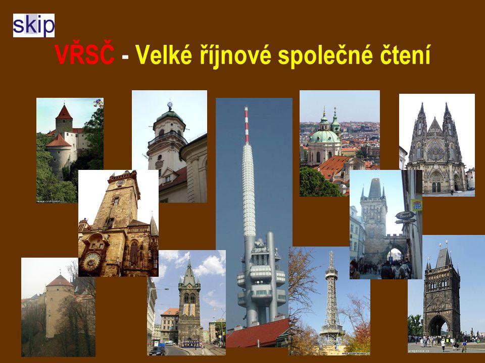 VŘSČ - Velké říjnové společné čtení