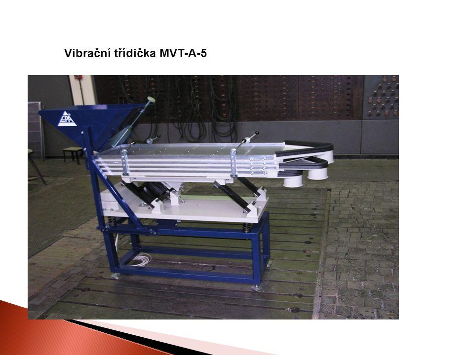 Vibrační třídička MVT-A-5