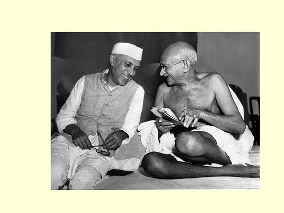 1.Roku 1947 byla prohlášena nezávislost hinduistické Indie a muslimského Pákistánu.
