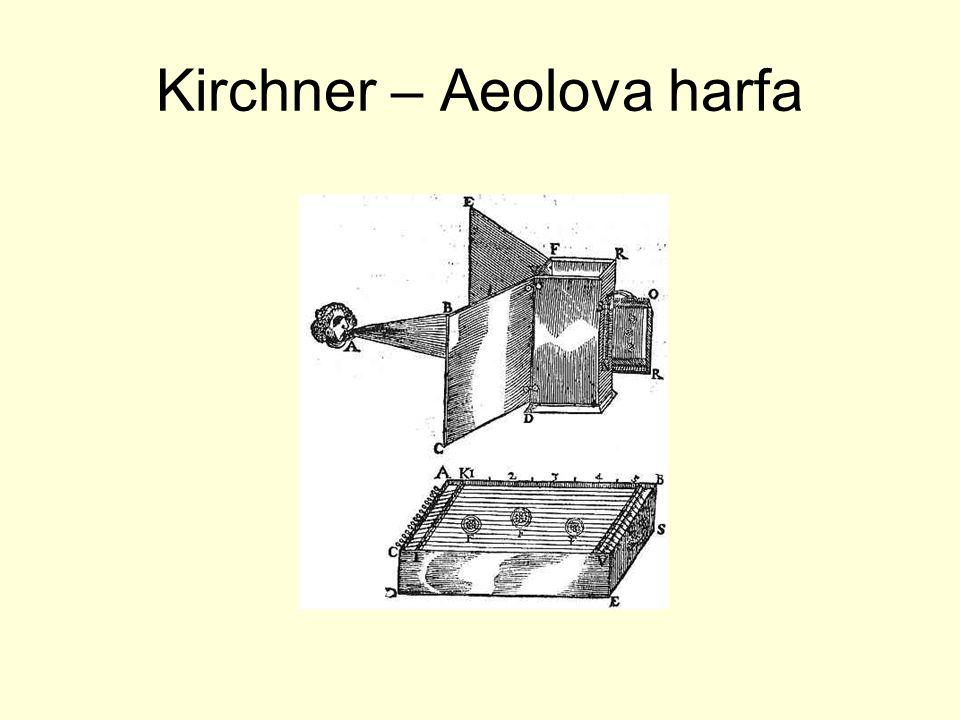 Kirchner – Aeolova harfa