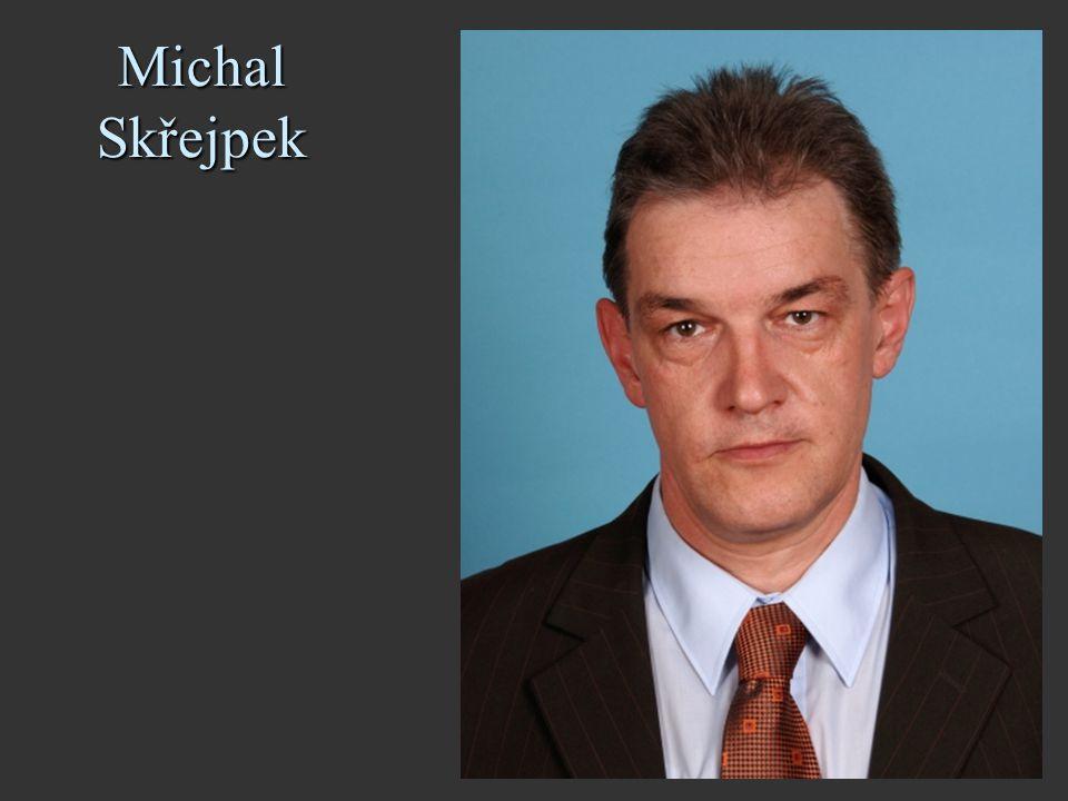Michal Skřejpek