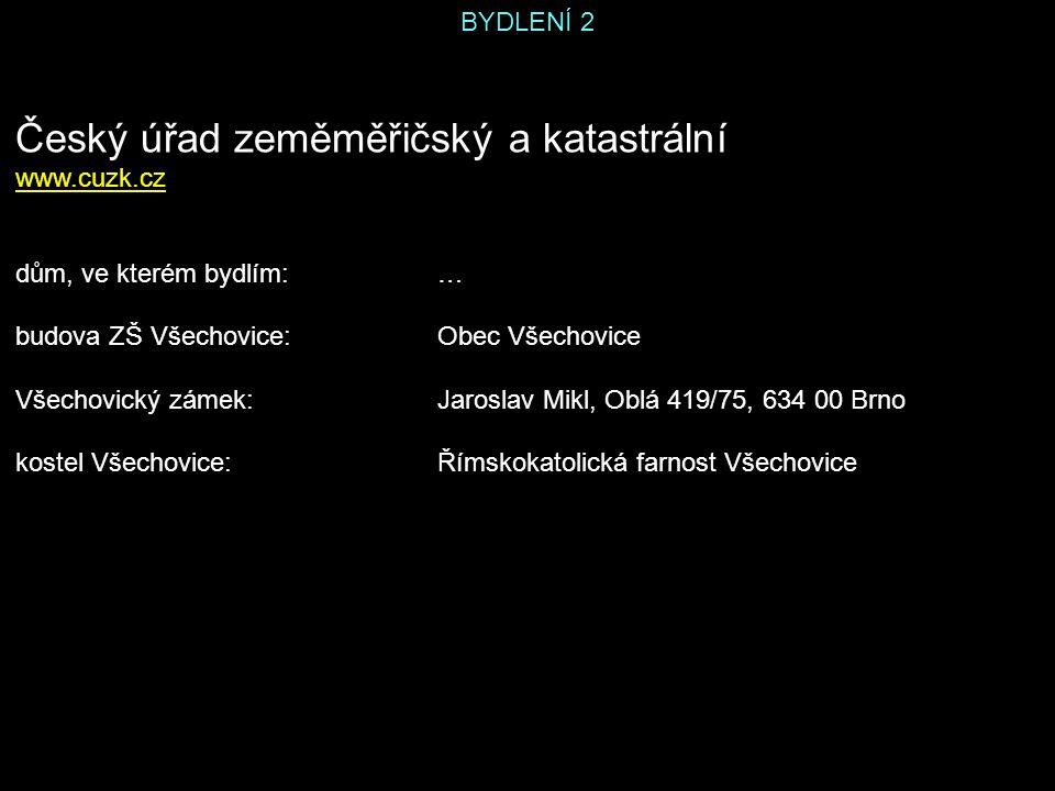 BYDLENÍ 2 Český statistický úřad www.czso.cz Databáze, registry Veřejná databáze Obyvatelstvo, volby Sčítání lidu, domů a bytů Byty Obydlené byty podle právního původu užívání 2 5 1 6 3 4 0 7 8 9 2 5 1 6 3 4 0 7 8 9 2 5 1 6 3 4 0 7 8 9