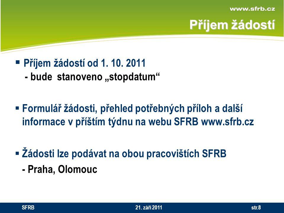 Děkuji Vám za pozornost.Státní fond rozvoje bydlení Jan Wagner wagner.jan@sfrb.cz AKCE ROK 21.