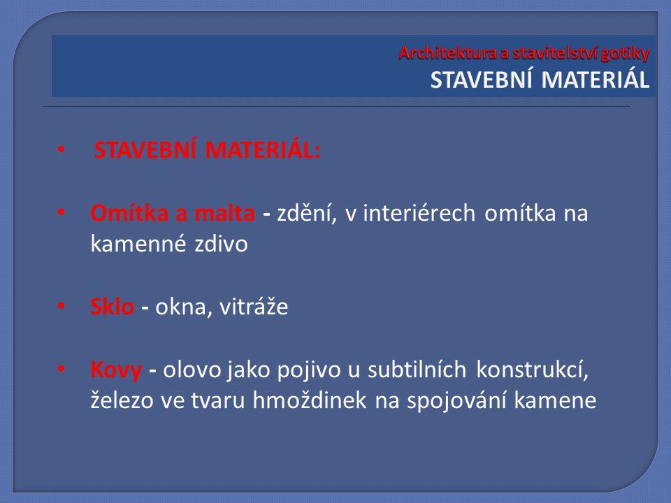 VÝZNAMNÉ STAVBY V ČR ZAKLENUTÉ HVĚZDOVOU KLENBOU: kostel sv.