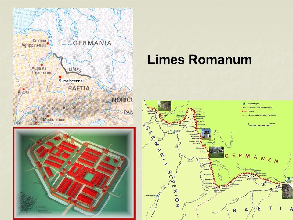 9 Limes Romanum