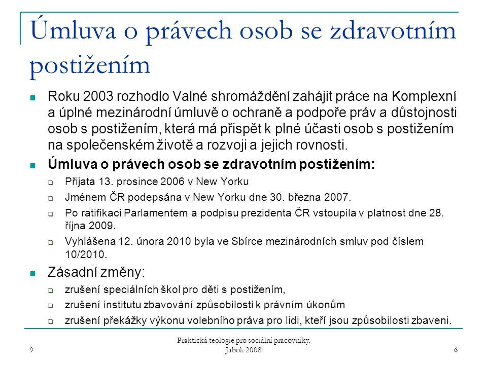 Národní rada osob se zdravotním postižením ČR NRZP ČR vznikla na ustavujícím shromáždění zástupců organizací zdravotně postižených dne 27.