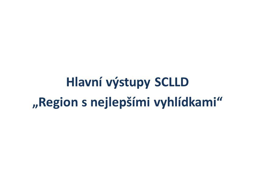 """Hlavní výstupy SCLLD """"Region s nejlepšími vyhlídkami"""