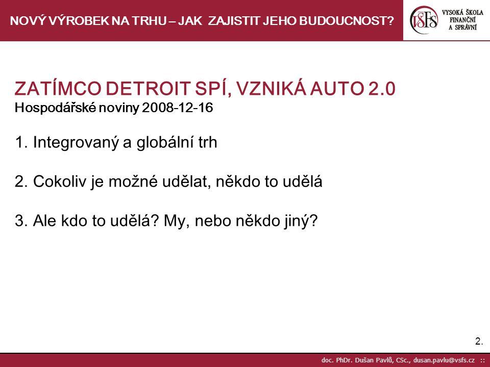2.2. doc. PhDr.