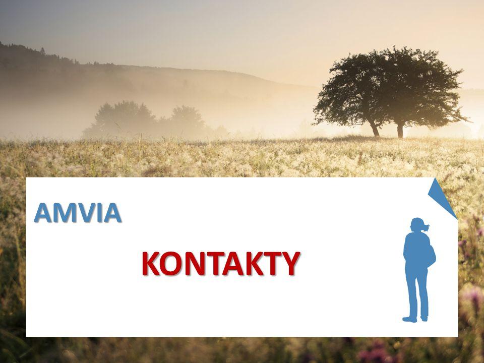 AMVIA KONTAKTY