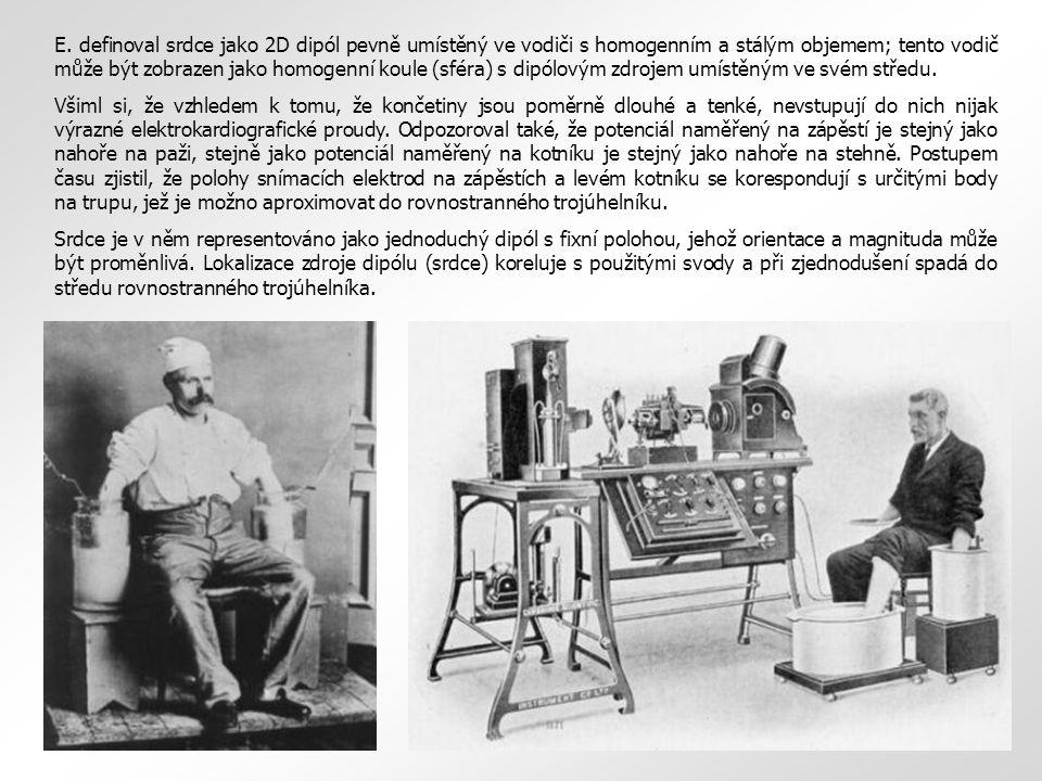 EEG mapování vynalezl William Grey Walter, který byl roku 1936 schopen detekovat abnormální elektrickou aktivitu v oblastech mozku s tumorem a sníženou elektrickou aktivitu v tumoru vlastním.