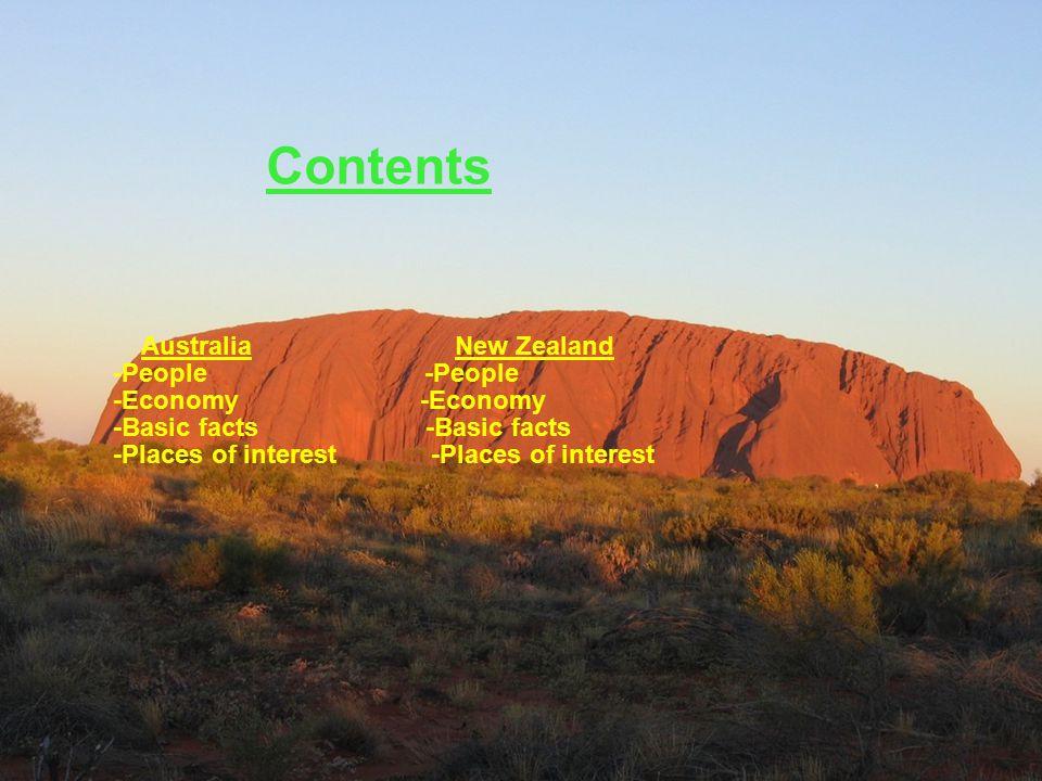 Anotace Austrálie je stát, ale zároveň kontinent.