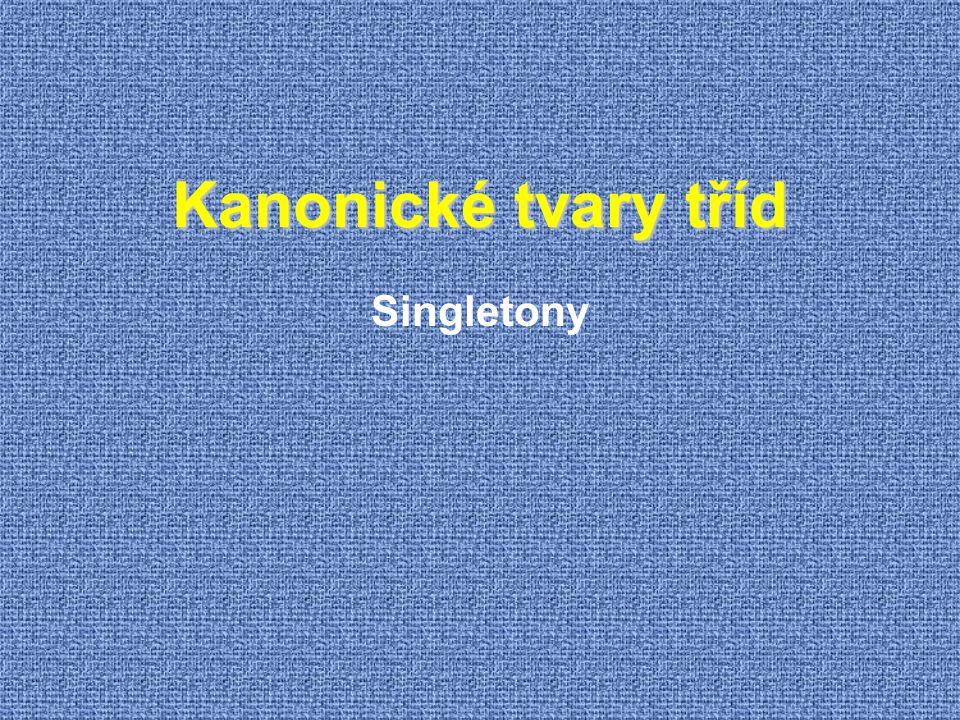 Singletony