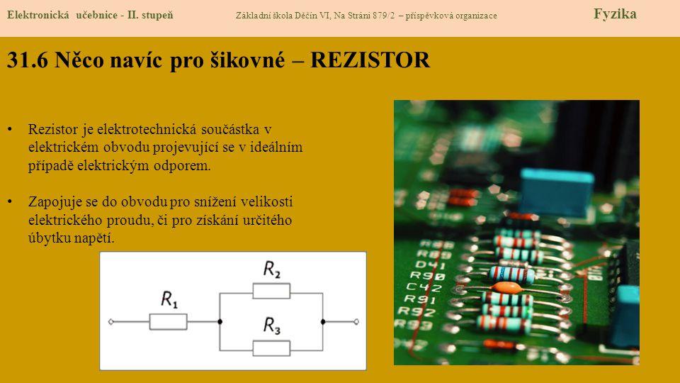 31.7 CLIL Elektronická učebnice - II.