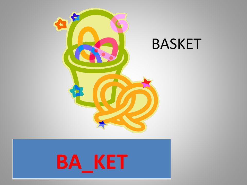 BASKET BAS_ET