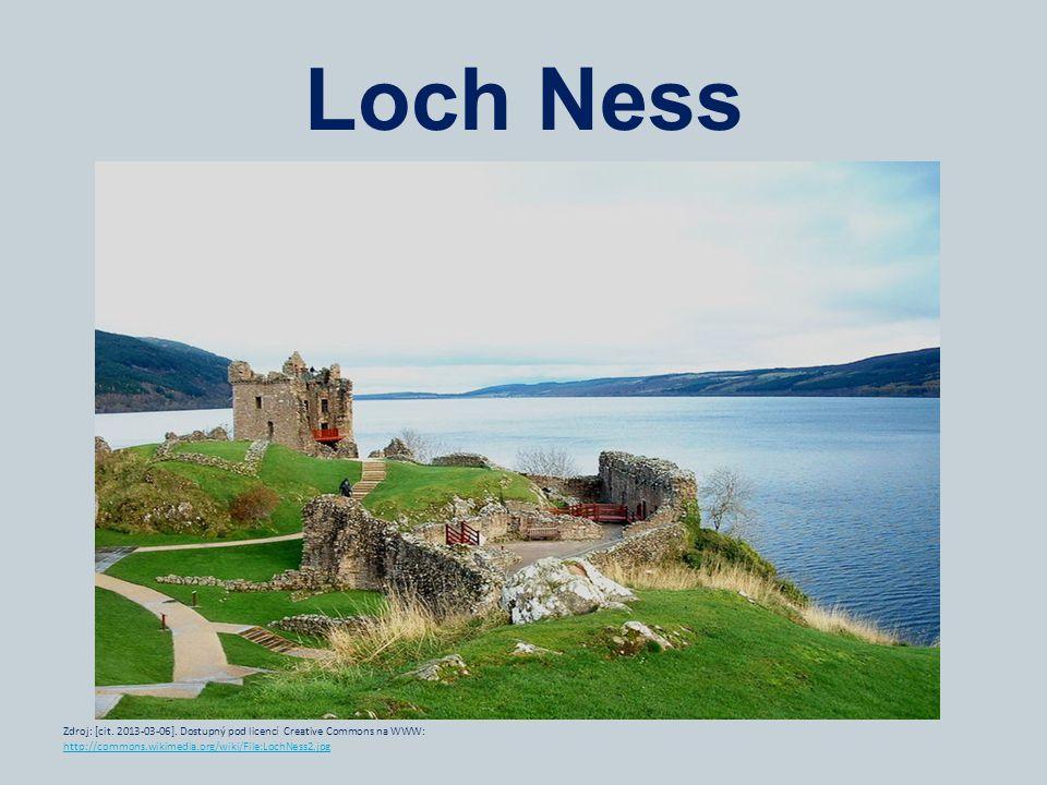 Loch Ness Zdroj: [cit.2013-03-06].