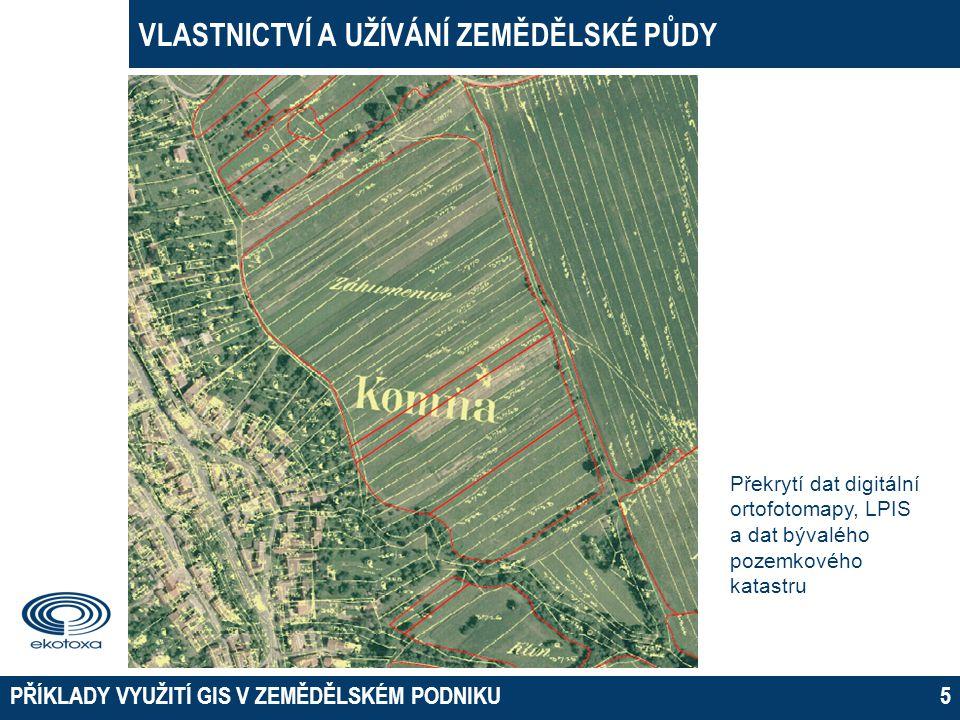 INFORMACE Z TERÉNU PŘÍKLADY VYUŽITÍ GIS V ZEMĚDĚLSKÉM PODNIKU36 Mapování ptačích hnízd v Nizozemí Miep van Gijsen (2008), Nizozemí