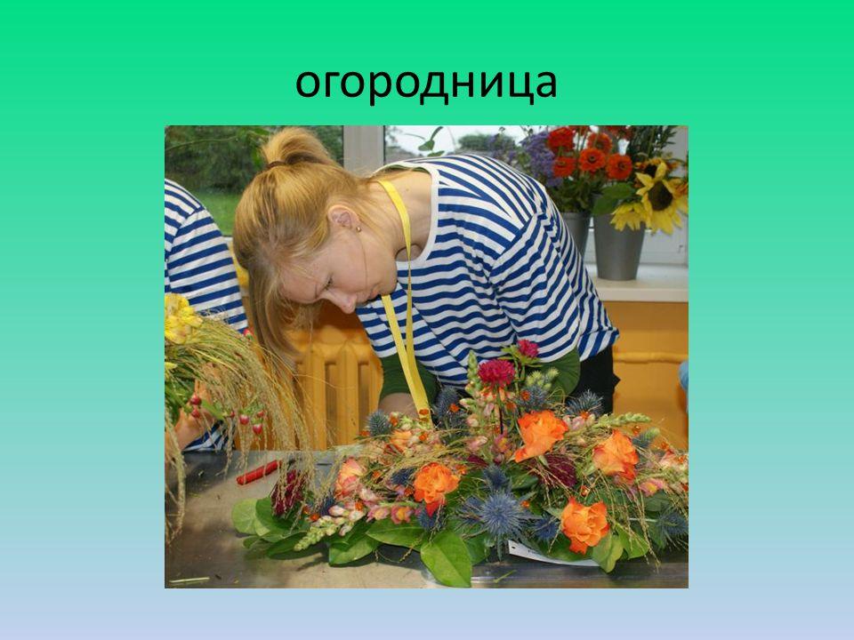 огородница