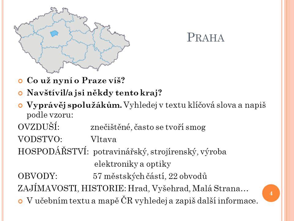 PRAHA 5 A B CD E F