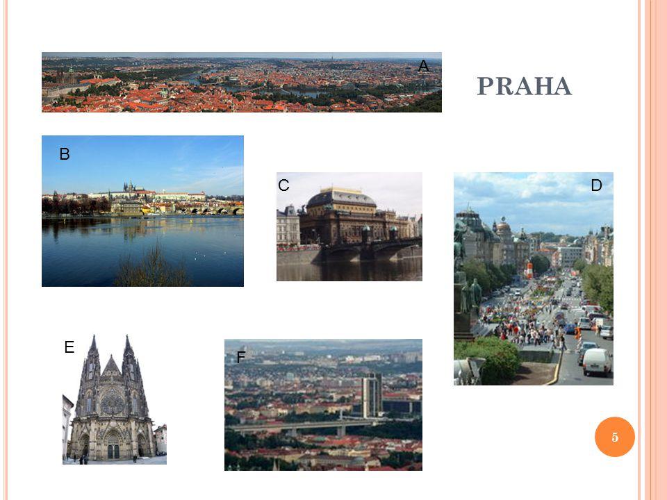 CESTUJEME PO ČESKÉ REPUBLICE Vyber si na mapě ČR dvě krajská města (minimální vzdálenost mezi nimi je 100 km).