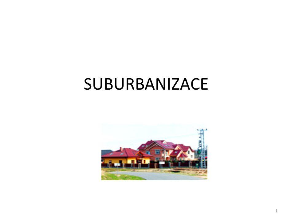 SUBURBANIZACE 1