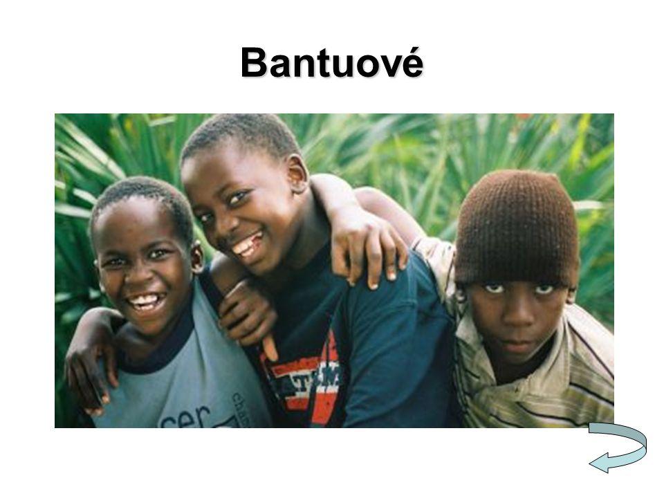 Bantuové