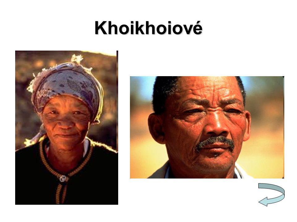 Khoikhoiové