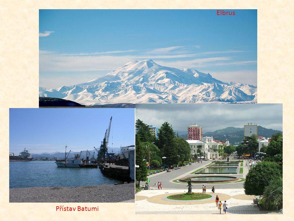 Elbrus Přístav Batumi