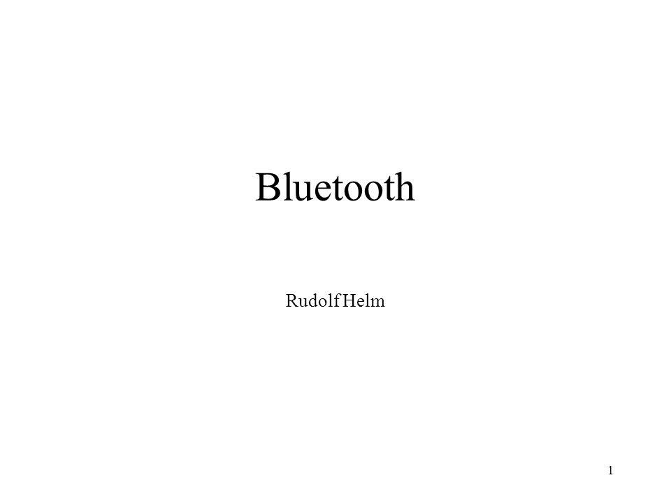 1 Bluetooth Rudolf Helm