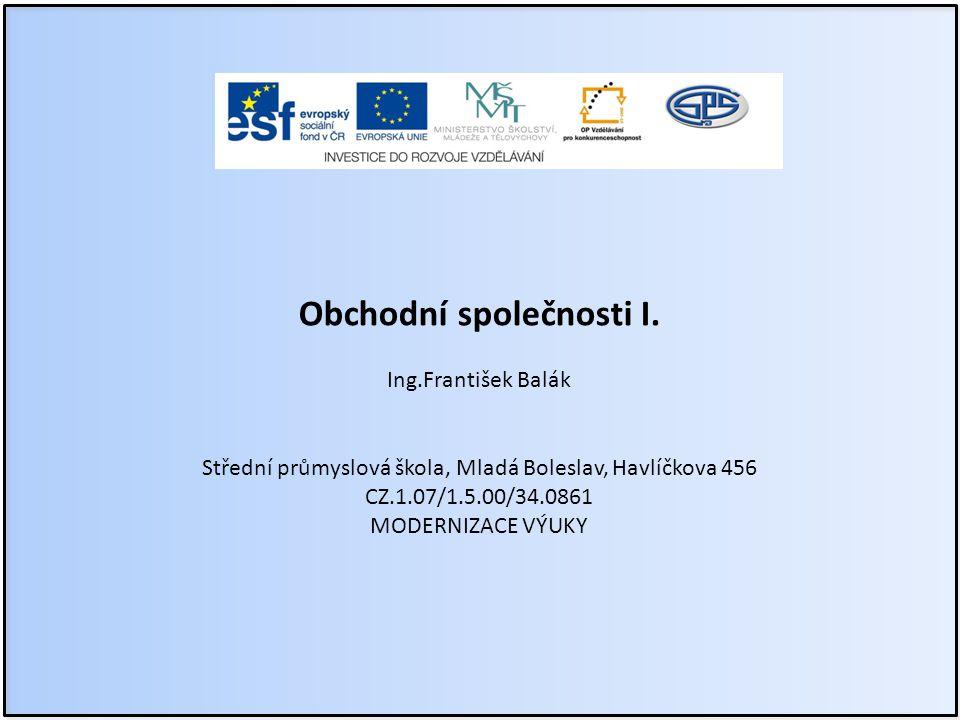 Anotace Předmět: ekonomika Ročník: II.ročník SPŠ Tematický celek: I.