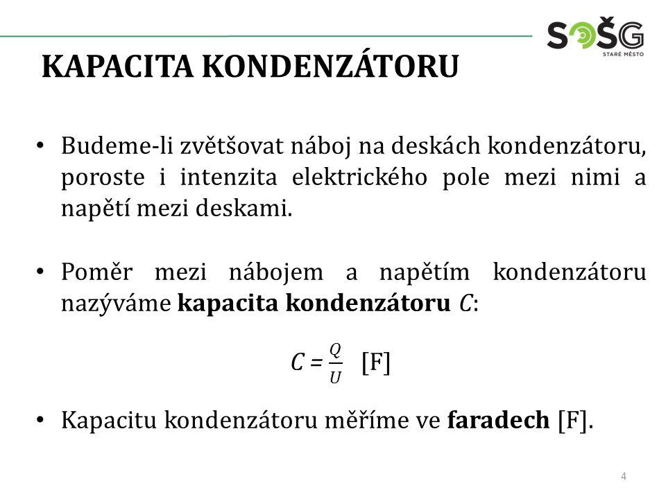 KAPACITA KONDENZÁTORU 4