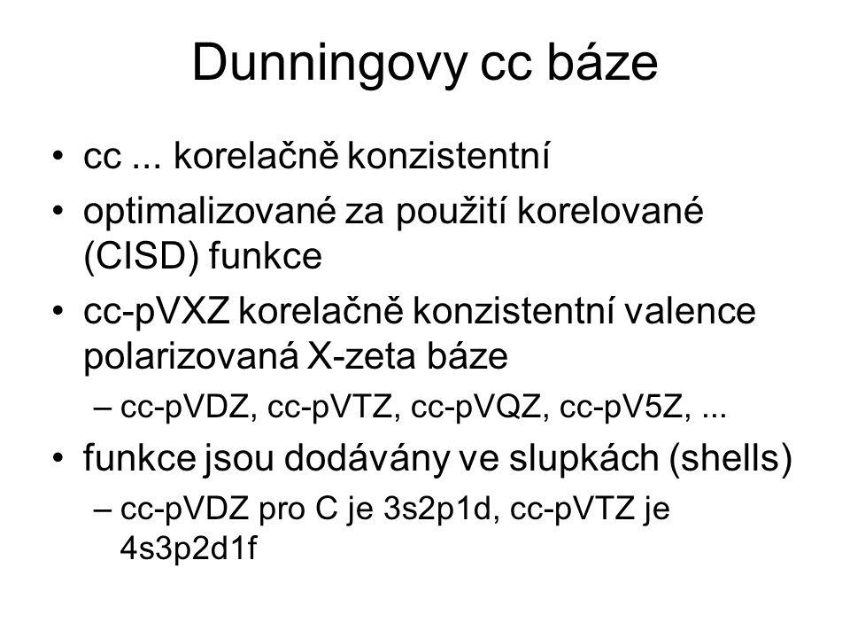 Dunningovy cc báze cc...