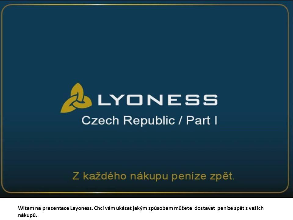 Witam na prezentace Layoness.