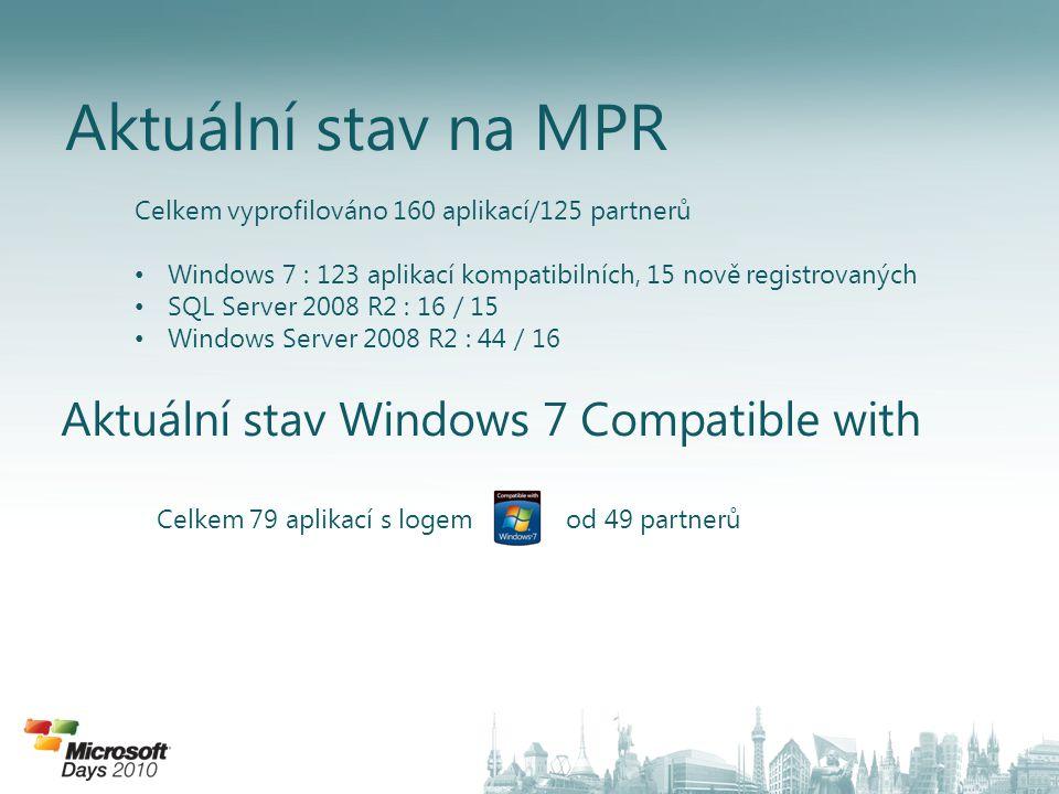 Demo MPR portál www.microsoftplatformready.com