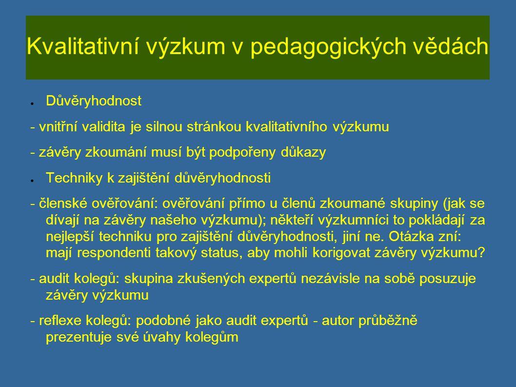 DĚKUJI ZA POZORNOST Zdeněk Hromádka 13549@mail.muni.cz Katedra pedagogiky, Pedagogická fakulta MU v Brně