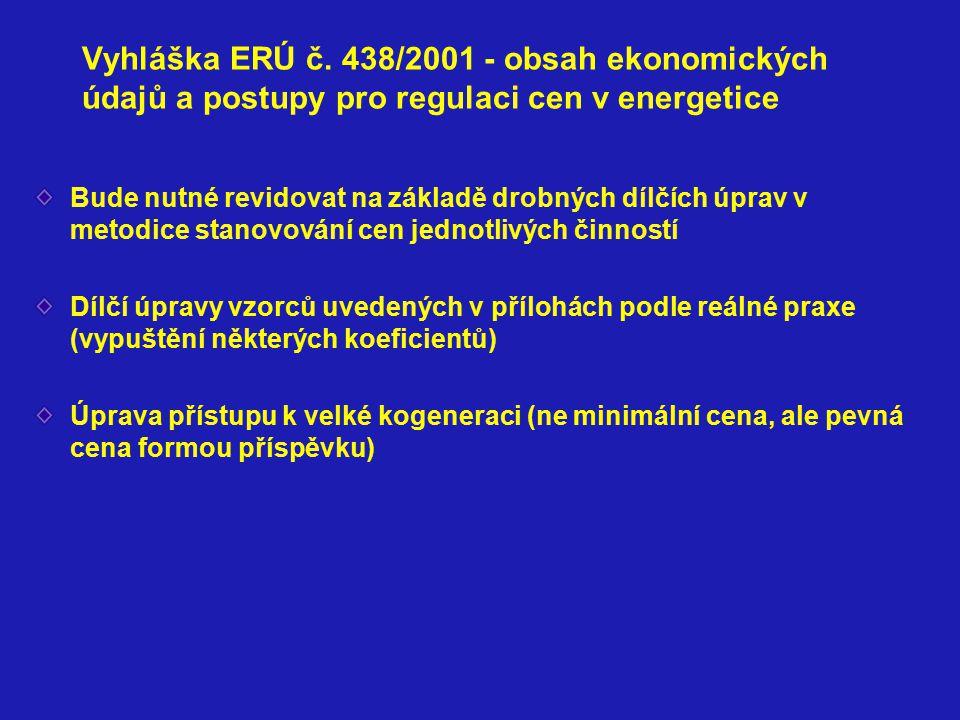Vyhláška ERÚ č.
