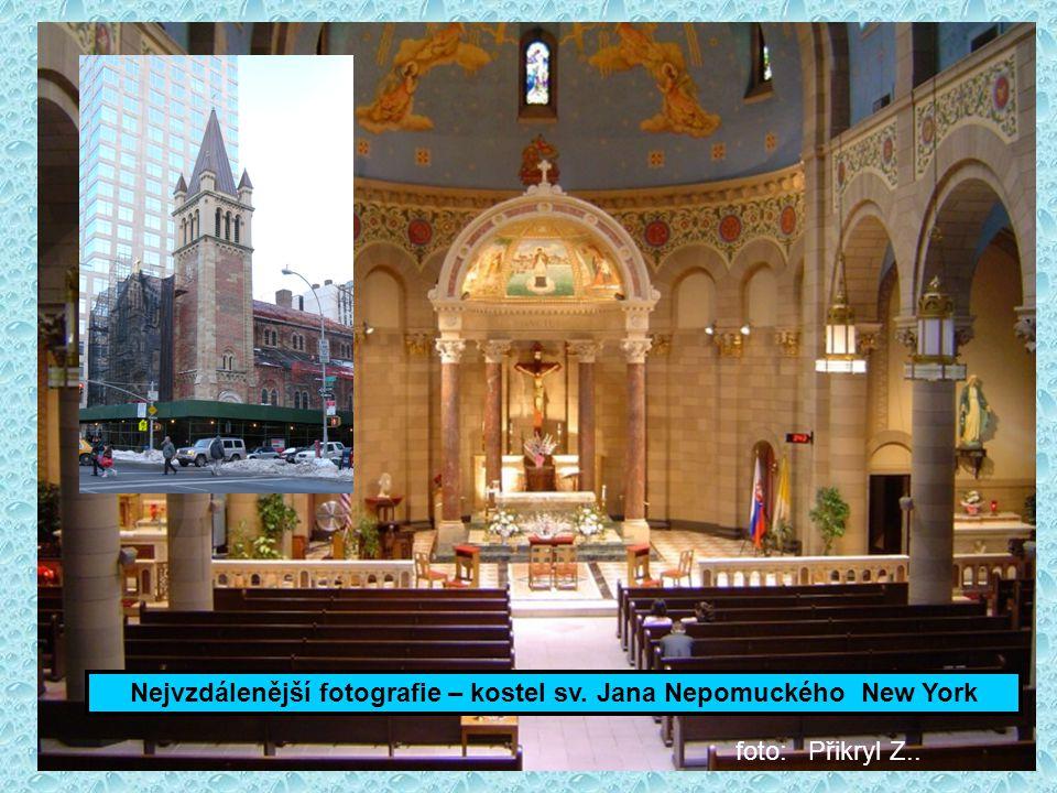 Poslali jste nám i 391 fotografií sv. Jana Nepomuckého ze zahraničí. Polsko Leanica foto: Umlaufová J. Rakousko Alhoflein foto: Zezuláková N.
