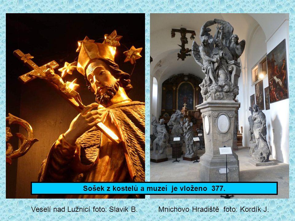Frýdek – Místek foto: Rédr Z. Rajhrad foto: Špůrová H. Oltářů a oltářních obrazů je 117.