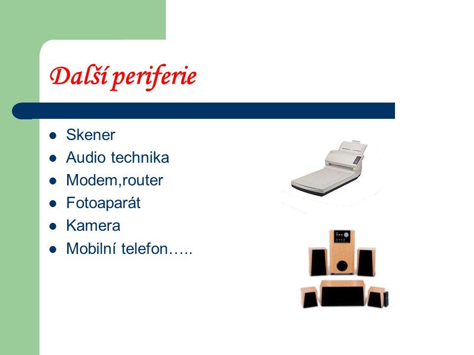 Laserová tiskárna Vysoká kvalita tisku Rychlý tisk Stálost barvy Vyšší pořizovací cena Dražší tonery (více kopií)