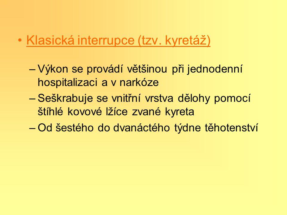 Fred the Oyster,15.6.2012 http://commons.wikimedia.org/wiki/File:Dilation_and_curettage.svg, dělohačípek kyreta pochva dilatační tyč odsávání