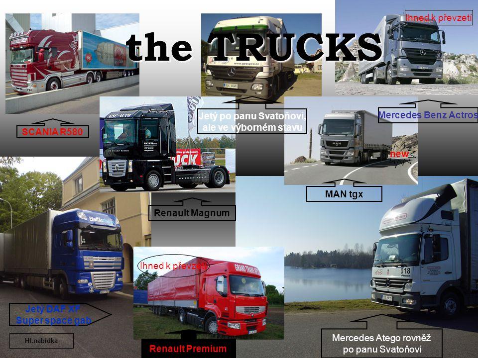 Rychlost,…Spolehlivost,… TO je naše firma, QVIK TRANC s.r.o.
