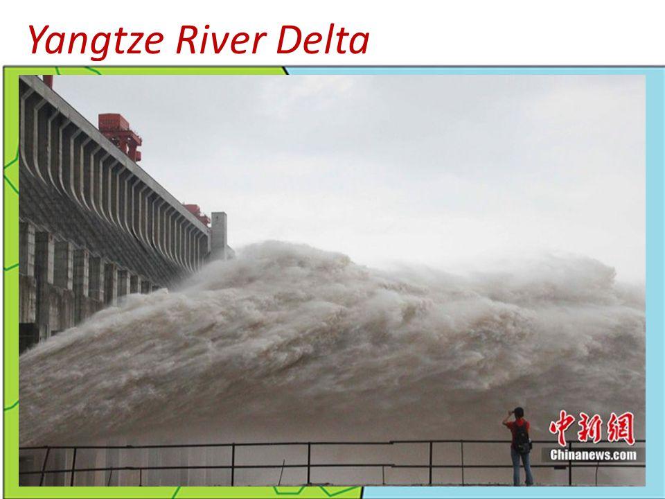 Yangtze River Delta